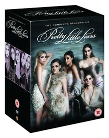 Pretty Little Liars Seasons 1 - 7DVD Complete Series ❏ Genuine R2 1 2 3 4 5 6 7