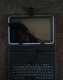 tablet/keyboard/wallet
