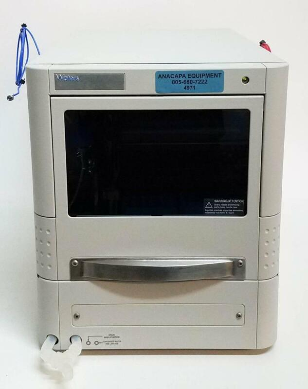 Waters Autosampler 2707 LC LC/MS Sample Management System 186004462 (4971)