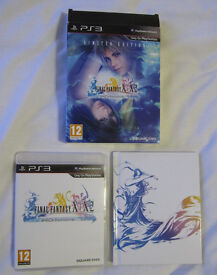 Final Fantasy X/X-2 HD PS3 Remaster limited edition