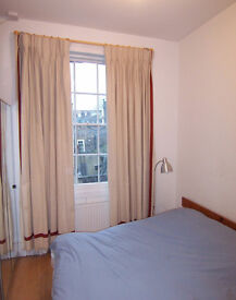 1 bed self catering apartment very centrally located close to Kings Cross station