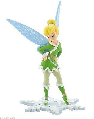 Disney Fee Winter Tinkerbell  Winterfee Figur Bullyland Sammelfigur 12840