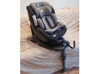 Joie I-Anchor car seat with i-Base Advance isofix