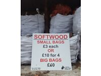 £3 0r 4 X Log nets £10 FREE DELIVERY ask for details