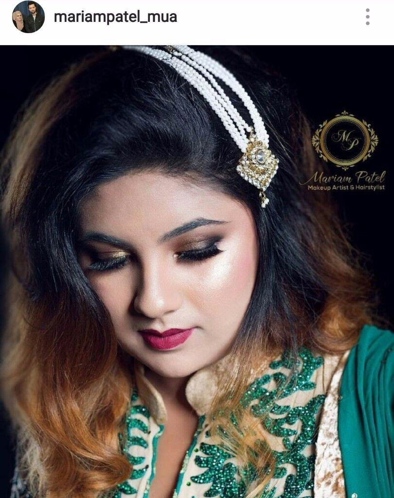 celebrity hair and makeup artist, asian bridal specialist