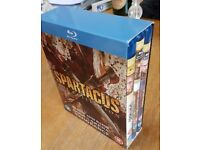 SPARTACUS - COMPLETE SERIES - BLU-RAY BOX SET - Perfect condition