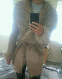 Lipsy coat Michelle keegan collection