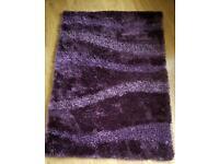 Purple (Aubergine) Rug