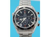 795a16826498 Men s Omega Seamaster C0-Axial-Chronometer 45.5mm UNWORN!PICTOGRAMS.BOXED