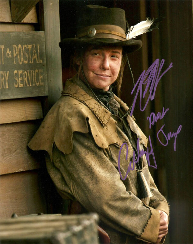 ROBIN WEIGERT GENUINE AUTHENTIC AUTOGRAPHED SIGNED PHOTO AFTAL & UACC [10886]