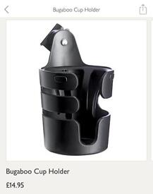 Bugaboo cup holder new