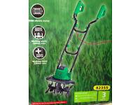 Brand New - Gardenline Electric Tiller (Unused, Boxed)