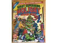 Marvel Comic 'Treasury Editions'