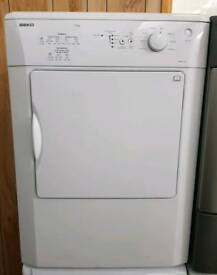 Beko Vented Tumble Dryer - 6 Months Warranty - £100