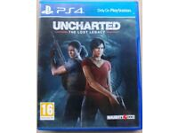 Uncharted 5 *The Lost Legacy* PS4