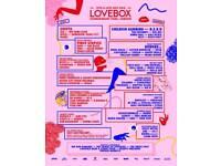 2x Lovebox festival tickets london childish gambino sza wu tang skepta bonobo N.E.R.D