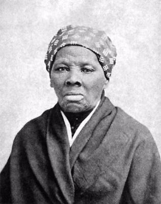 Harriet Tubman Glossy Poster Picture Photo Print Abolitionist Black Slave 3201