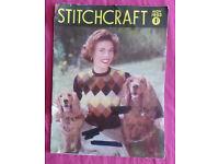 Stitchcraft Magazine (Vintage/Retro/Memorabilia), Issue November 1953