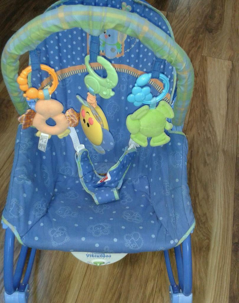 fisherprice baby rocker / bouncer