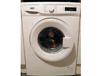 Bush washing machine WMDG612W