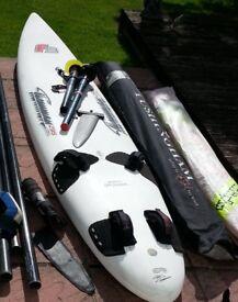 F2 windsurf set.