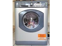 Hotpoint WMF720P: A rated, Freestanding washing machine with 7kg capacity, Stainless Steel drum.
