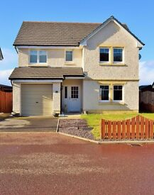 **STUNNING PANORAMIC VIEWS** Beautiful modern detached 4 bedroom house with garage in Slackbuie area