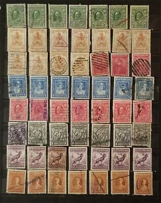 NEWFOUNDLAND 56 Used Stamp Lot T8875