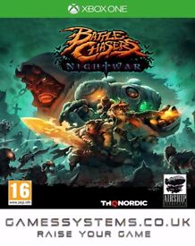 Get Battle Chasers: Nightwar on Xbox One & PS4 Brand New & Sealed for just £18.74p!