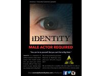 Male actor required for Ed Fringe show