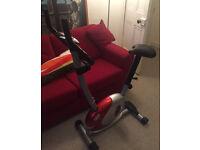 Tesco Magnetic Exercise Bike with Handpulse
