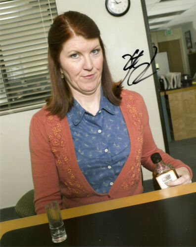 KATE FLANNERY GENUINE AUTHENTIC SIGNED 10X8 PHOTO AFTAL & UACC [9772] PROOF