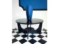 Up-Cycled Circular Coffee Table