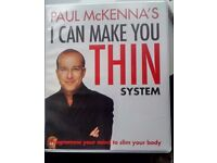 PAUL MCKENNA - I can make you thin system