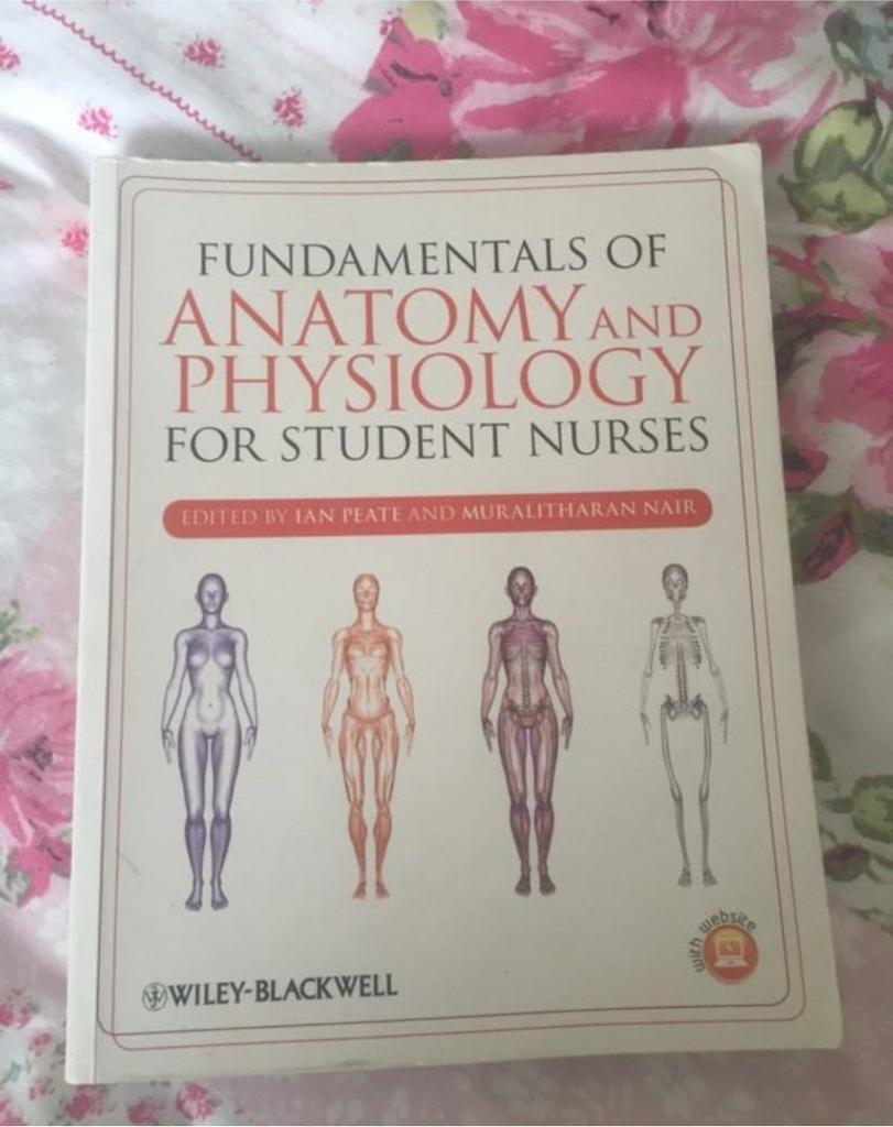 Anatomy and physiology book for student nurses | in Stirling | Gumtree