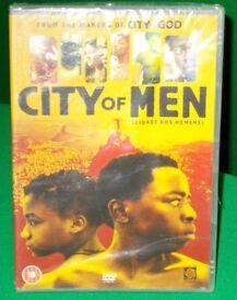 CITY OF MEN DVD - REALITY THRILLER WITH DARLON CUNHA AND DOUGLAS SILVA - 18