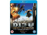 D13: U District 13 - Ultimatum Format: Blu-ray (2009)