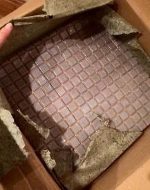 Mosaic tile sheets x 16