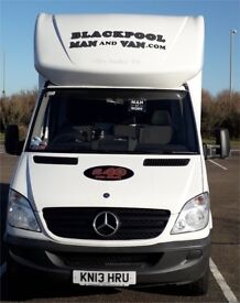 Man And Van / House Removals Local And Distance