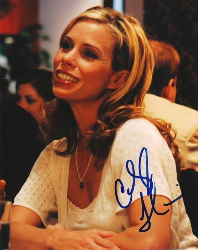 CHERYL HINES.. Curb Your Enthusiasm - SIGNED