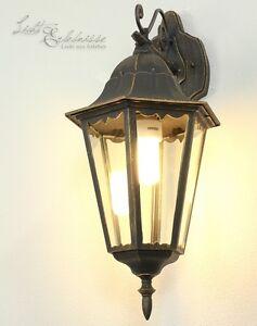 Xl Applique Murale Ext Rieure Ancien Rustique Luminaires D