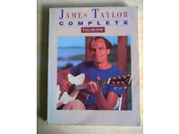 JAMES TAYLOR COMPLETE Volume One - Music Song Book