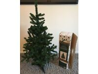 HOMEBASE Canadian Superior Pine Christmas Tree