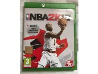 Nba 2k18, Mint, Like New, Xbox One