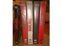 Boxsets - Sopranos DVDs series 1 to 5