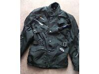 Raven Motorcycle Jacket