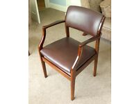 Vintage / Retro 1960/70s Parker Knoll Chair Ideal for a study / home office