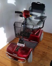 Rascal Mobility Scooter, very good condition with Charger, Batteries excellent £325.00