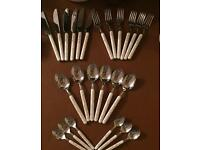 Eternal Beau cutlery set