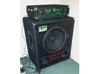 Trace Elliot 150w bass amp